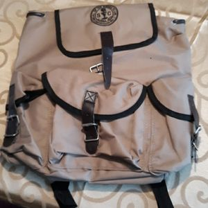 Sierra Club nylon backpack